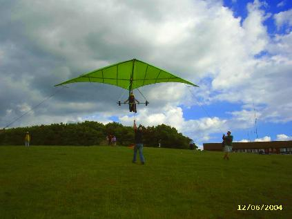 Tethered flight training