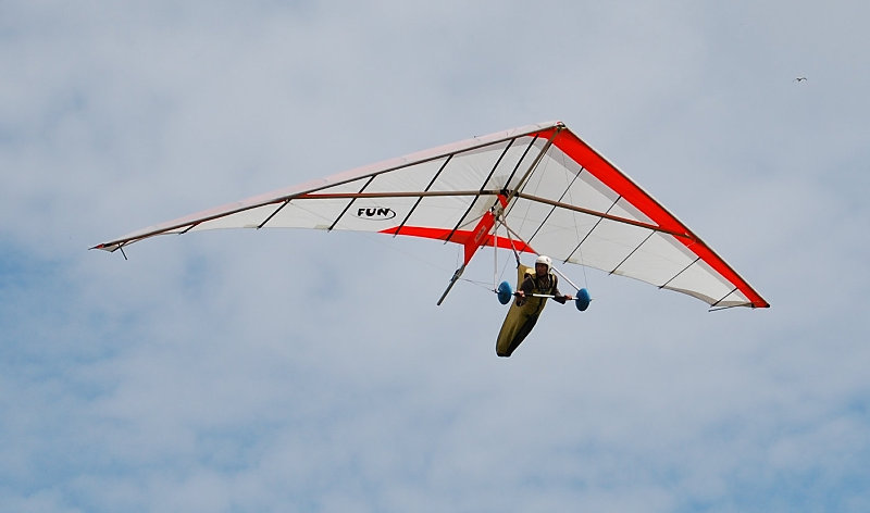 Airborne Fun School Glider